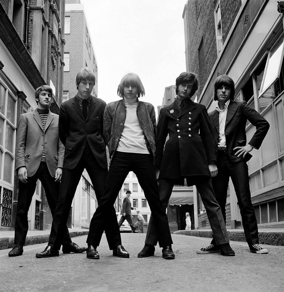 1965. «Yardbirds»