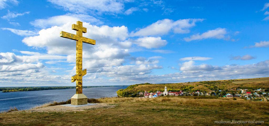 Винновка, монастырь и окрестности