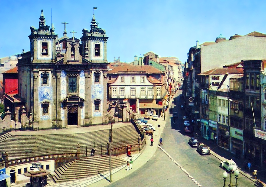 Porto - Igreja de Santo Ildefonso.jpg