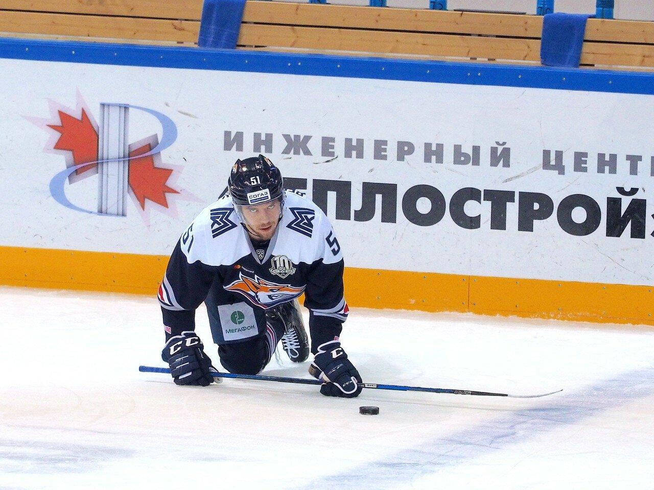 41 Металлург - Спартак 30.11.2017