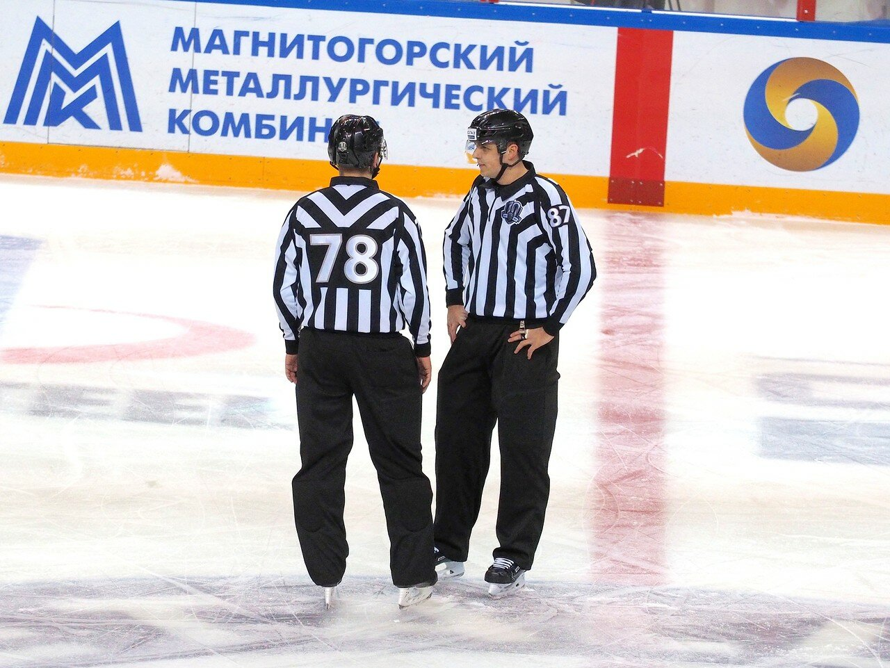 54 Металлург - Спартак 30.11.2017