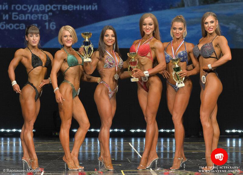 Категория: Бодифитнес-юниорки. Чемпионат и Первенство России по бодибилдингу 2017