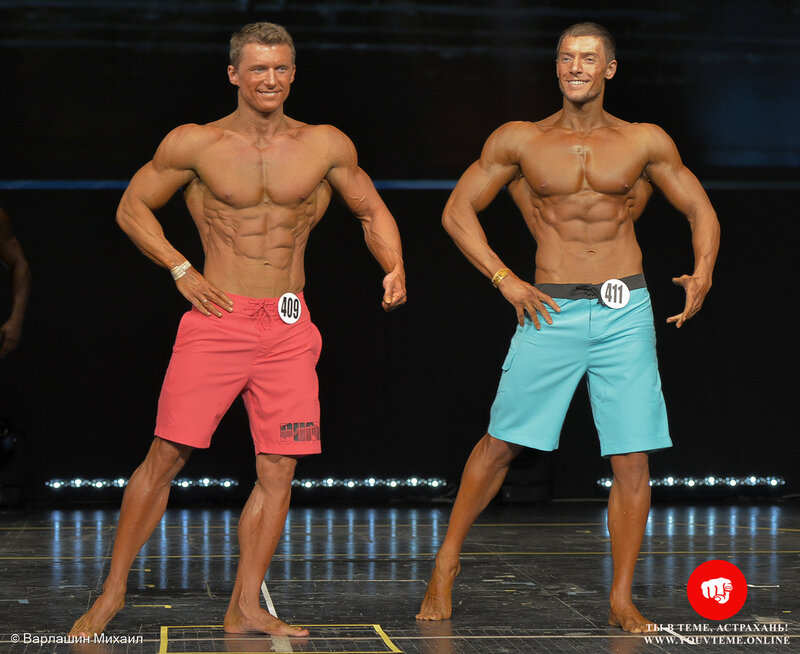 Категория: Пляжный бодибилдинг +178см. Чемпионат России по бодибилдингу 2017