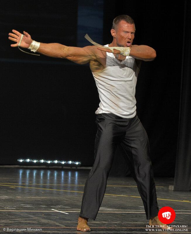 Категория: Фитнес-мужчины. Чемпионат России по бодибилдингу 2017
