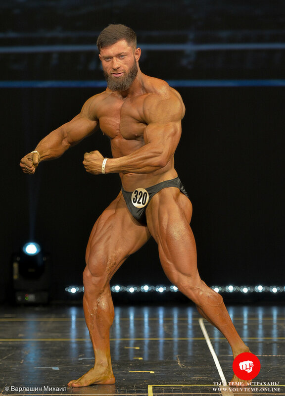 Категория: Бодибилдинг - мужчины 85кг. Чемпионат России по бодибилдингу 2017