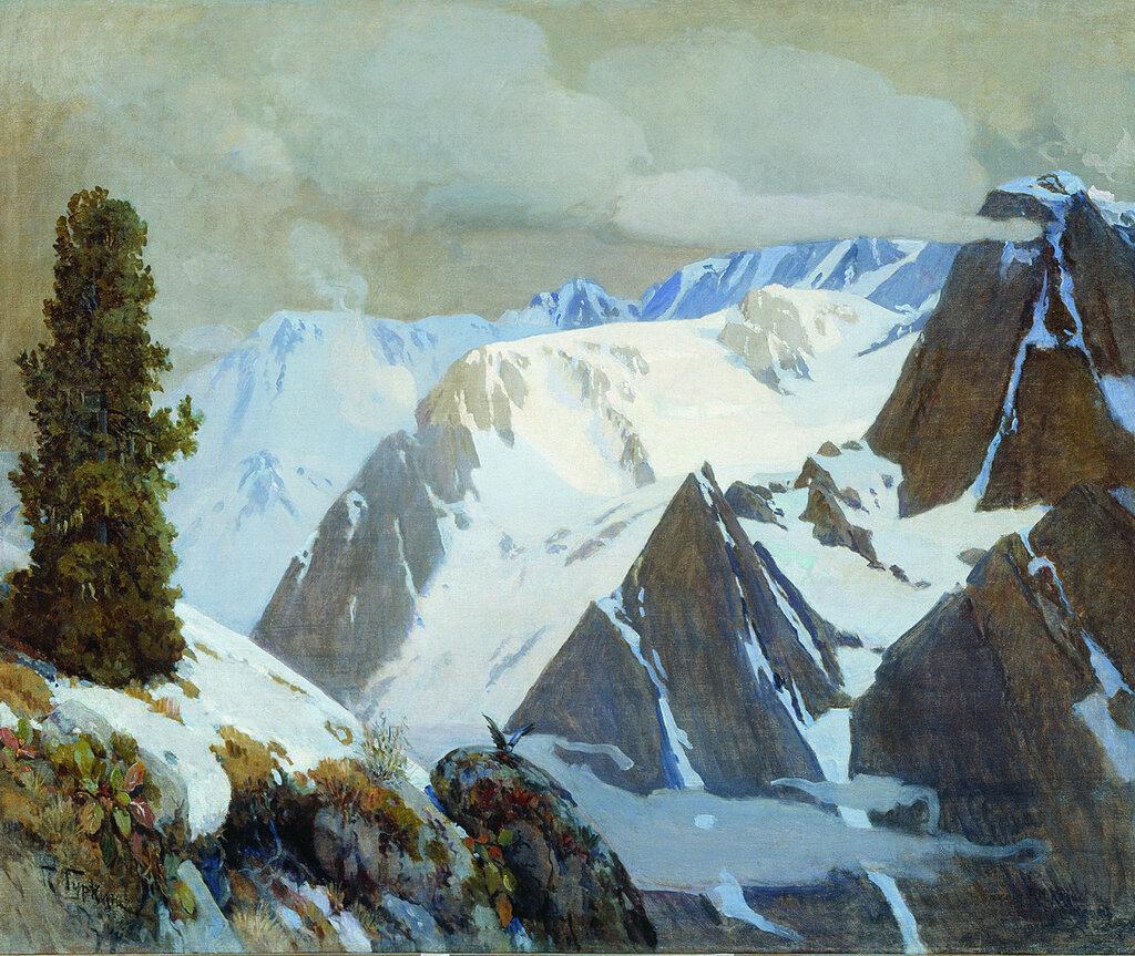 Хан-Алтай. 1907-1910