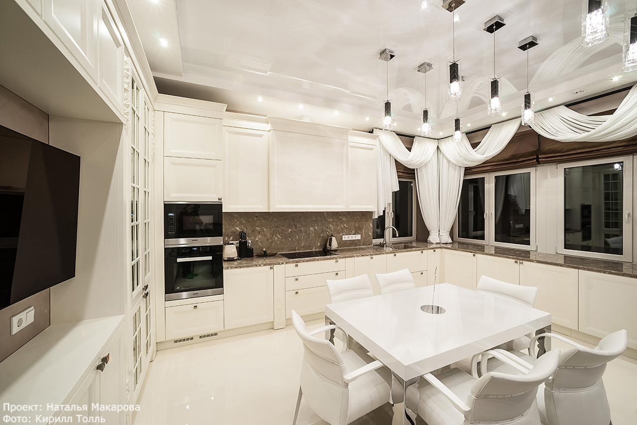 идеи дизайна кухни. фотосъемка интерьера