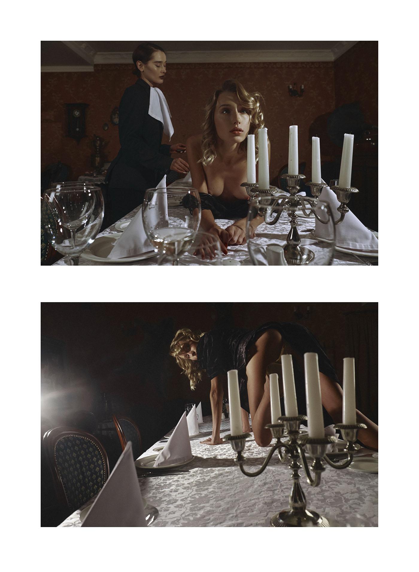 Ужин / фото Полина Петухова