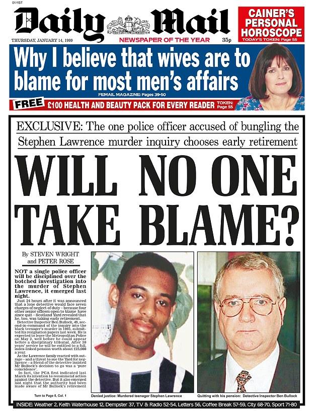 Эта газетная кампания привлекла интерес общественности к убийству. Она привела к публичному расследо