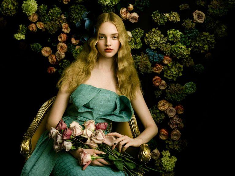 Оливия Хамилтон в Harper's Bazaar Vietnam (6 фото)