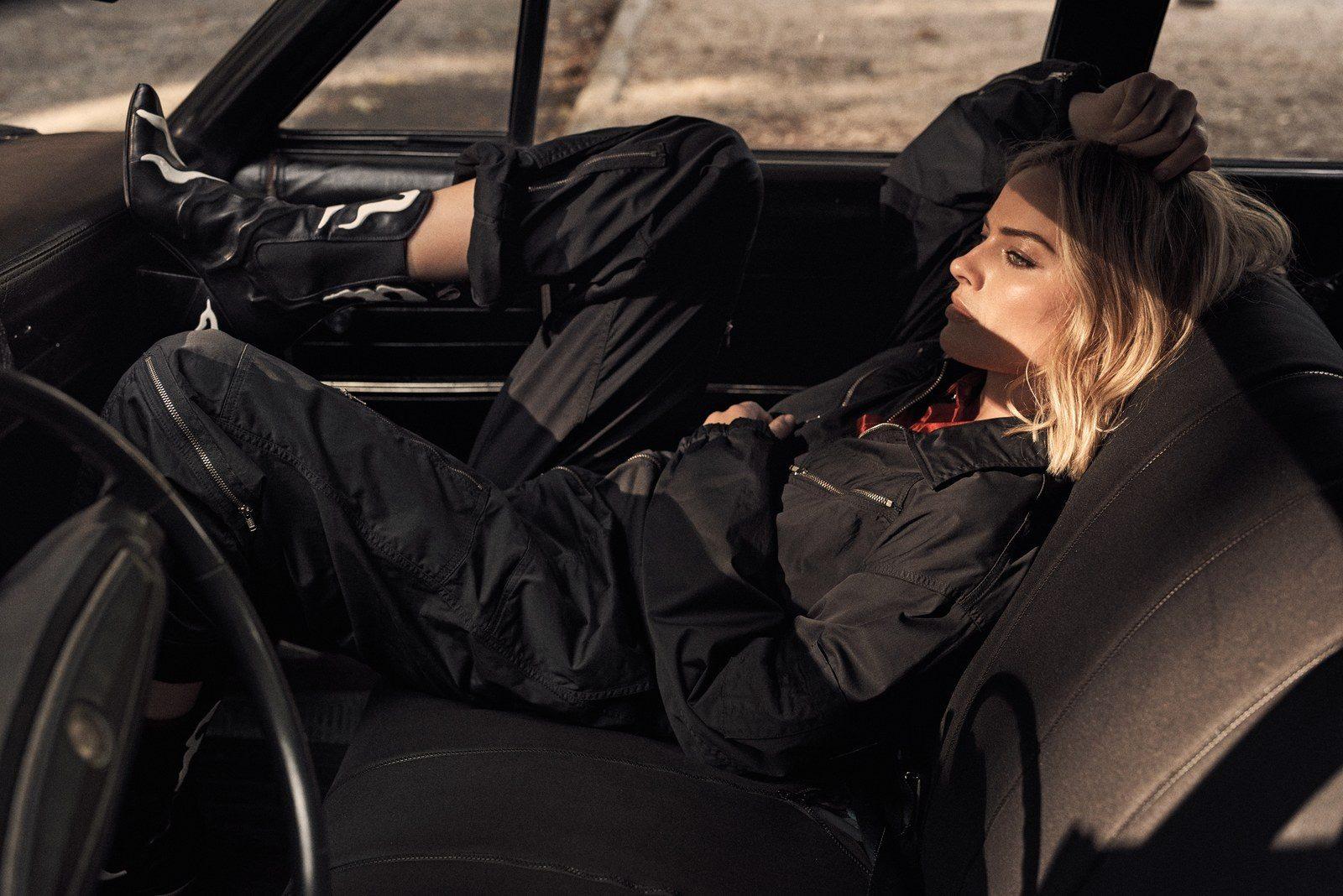 Марго Робби в W Magazine