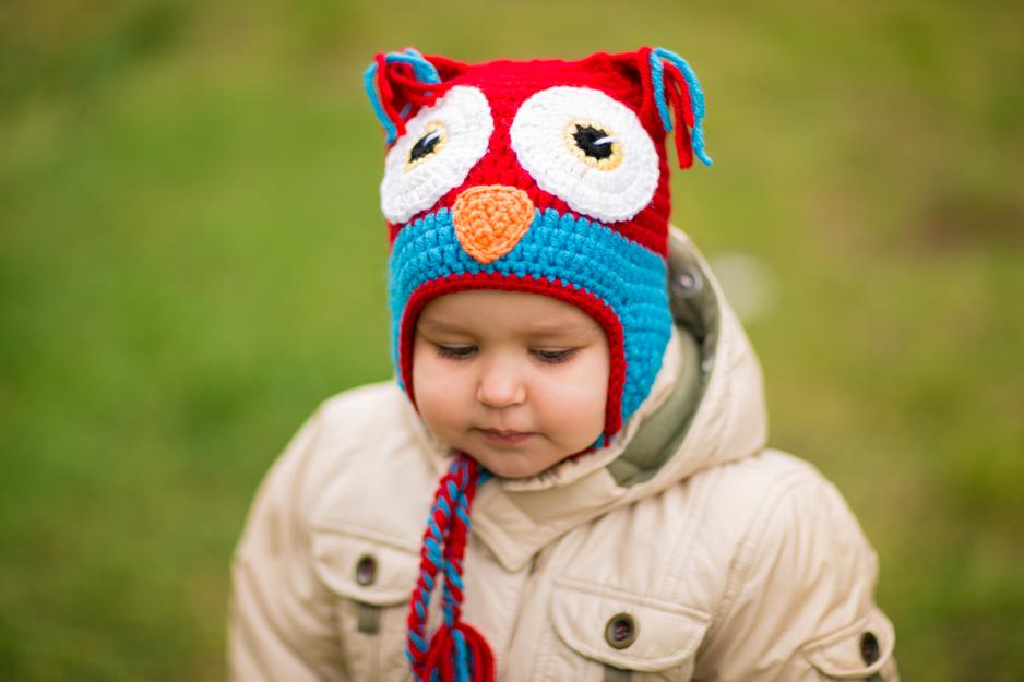 Виды детских шапок на любой сезон (1 фото)