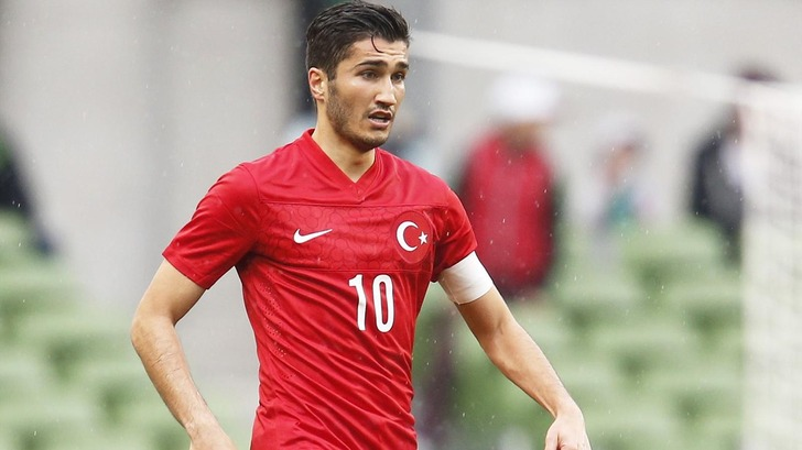 Шахин принял решение закончить карьеру всборной Турции