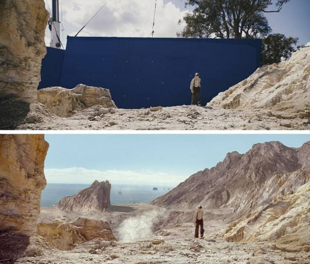 Спецэффекты в кино