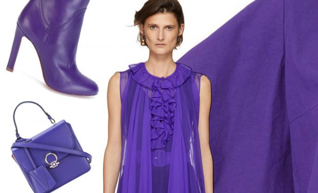 ULTRA VIOLET: Dress In Pantone's Color of The Year 2018 (11 pics)
