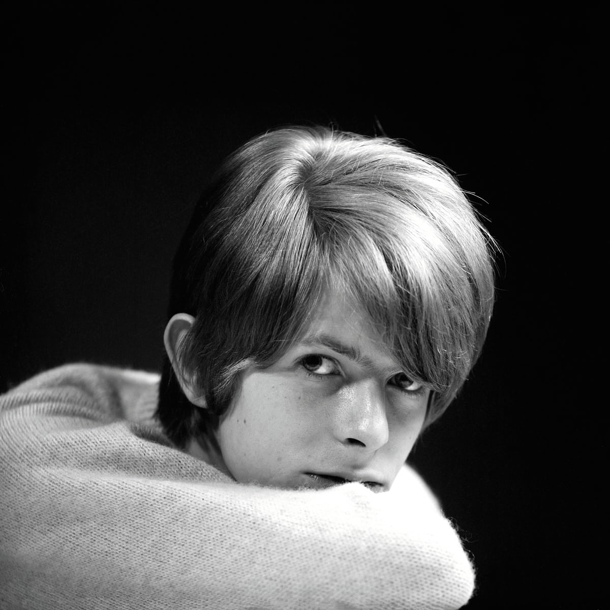 Unseen David Bowie's Photoshoot in 1967