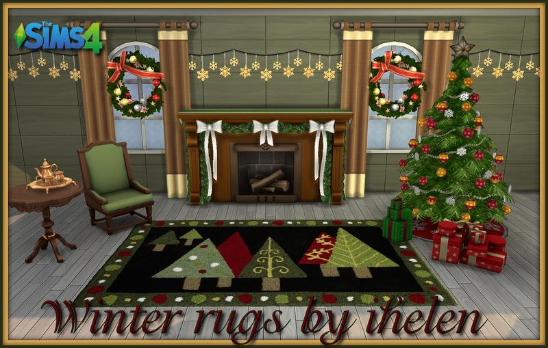 Winter rugs by ihelen