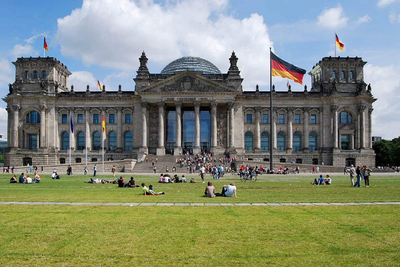 Германия туристическая