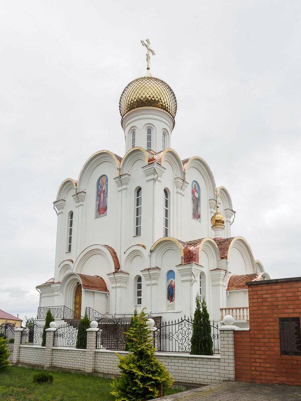 Собор святителей Кирилла и Лаврентия Туровских.
