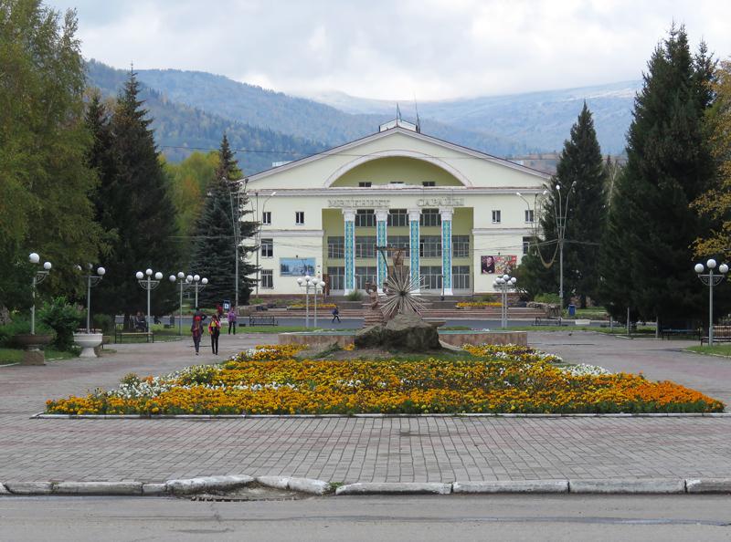 Риддер (бывший Лениногорск). Самый русский город Казахстана.
