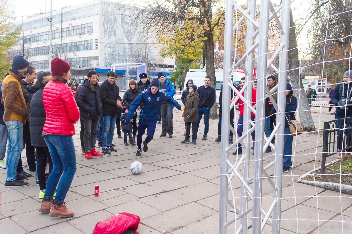 Тур кубка чемпионата мира по футболу в Саратове фото 10