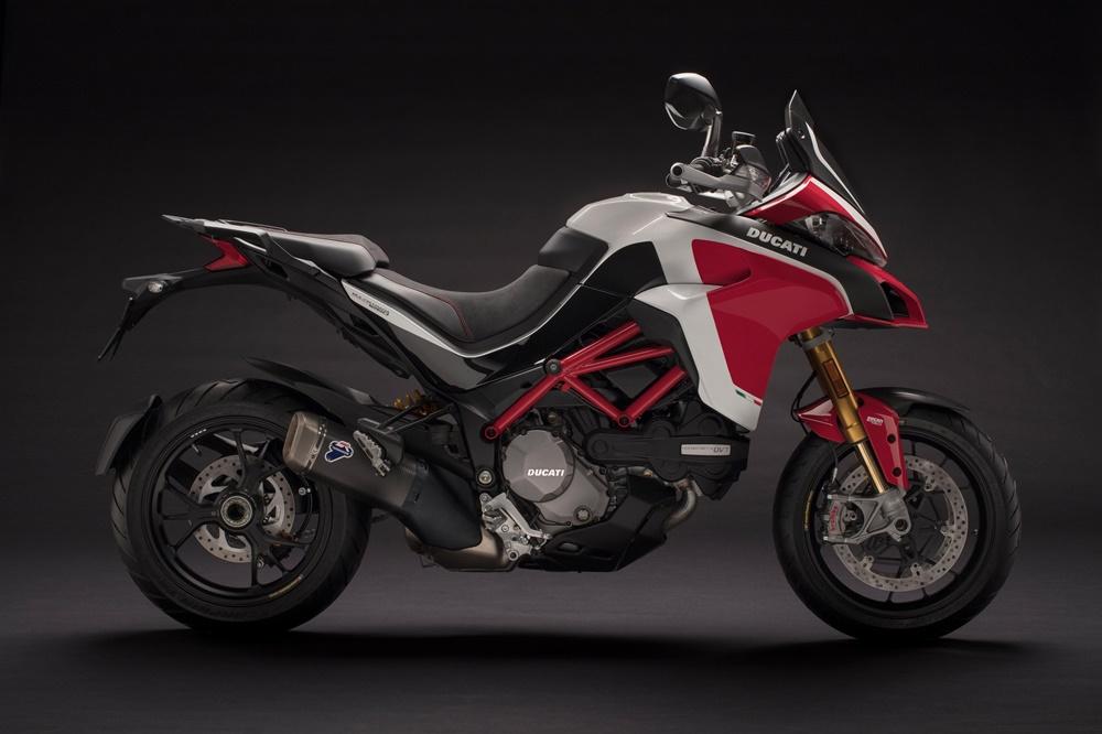 EICMA 2017:  туристический мотоцикл Ducati Multistrada 1260 2018