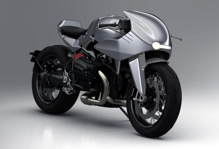 Dab Design: комплект Enhanced Racer для BMW R nineT