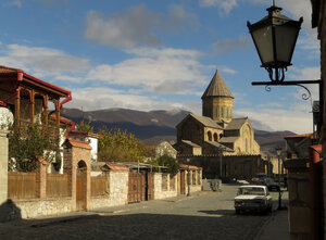 Мцхе́та - древняя столица Грузии