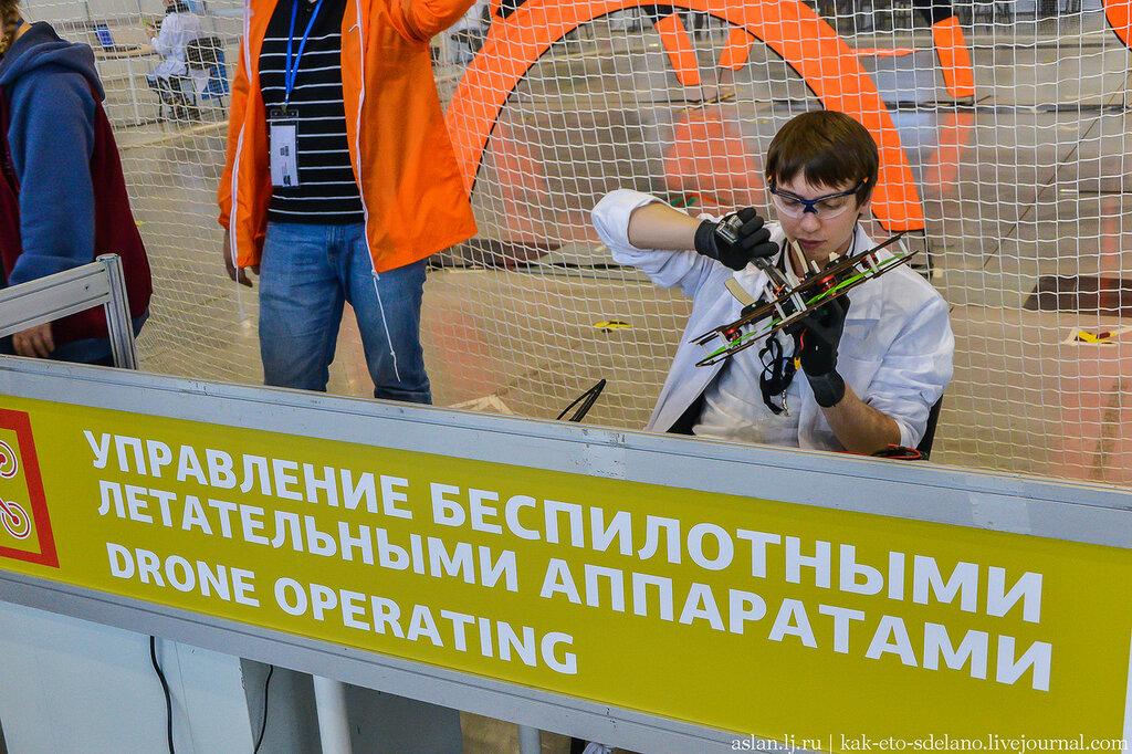Как стать чемпионом России по прокладке кабелей и выиграть миллион