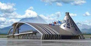 Строительство нового аэровокзала на Камчатке обещают начать во второй половине 2018 года