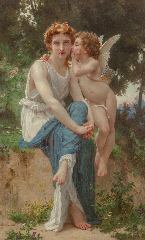 Le secret d'Amour