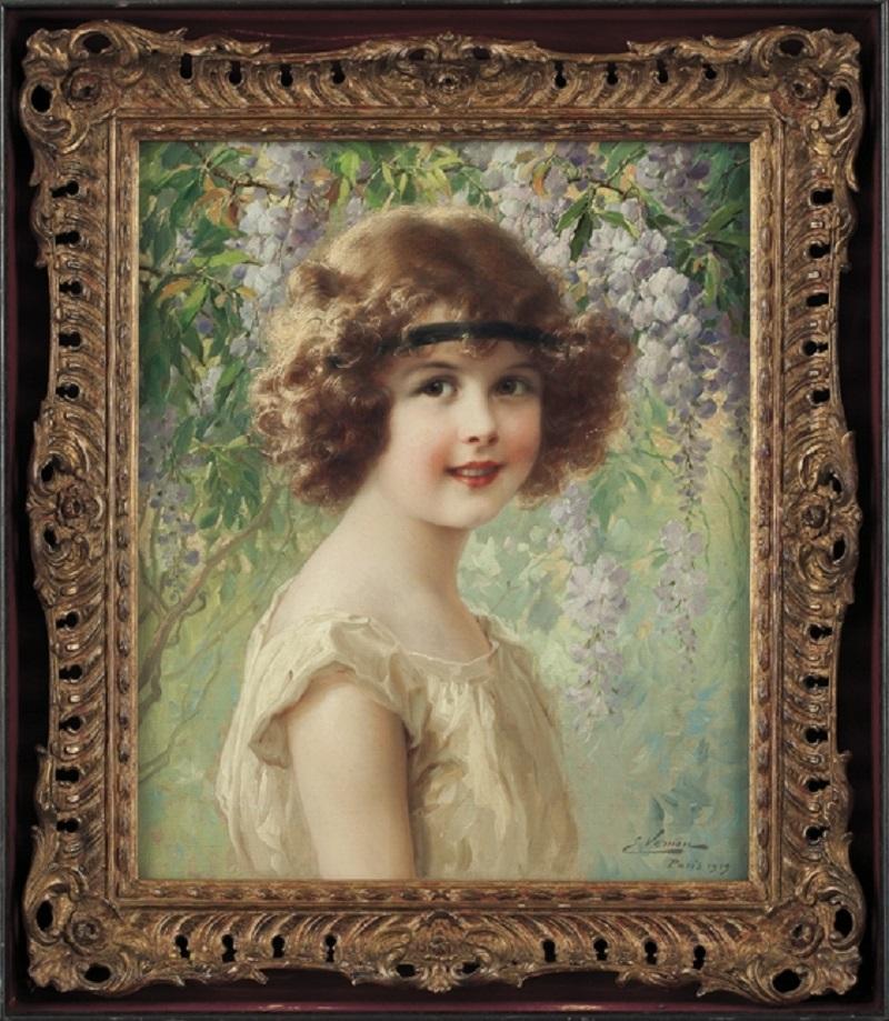 GIRL , 1919