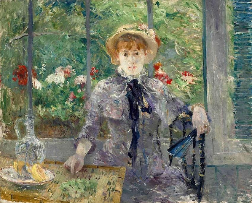 Après le déjeuner, 1881
