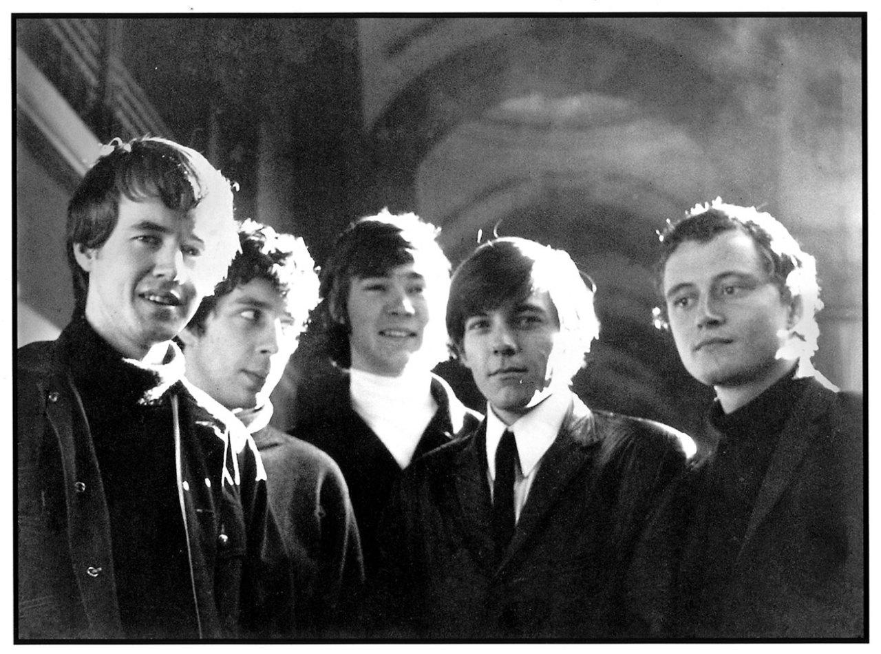 1966. «The Wild Cherries»