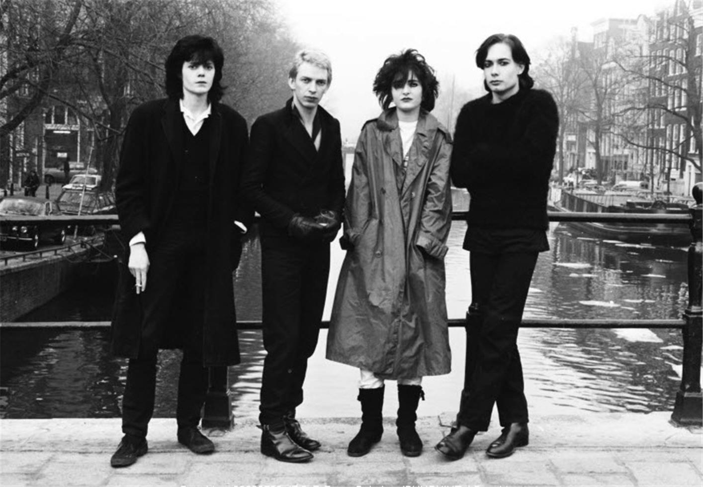 1979. «Siouxsie and The Banshees»