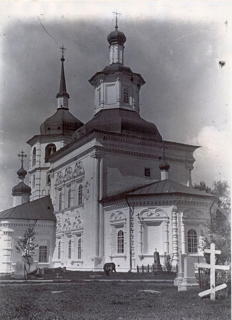Соборная Знаменская церковь