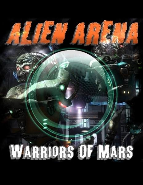 Alien Arena: Warriors Of Mars (2017/ENG)