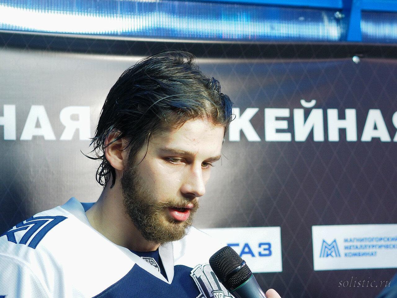 86 Металлург - Динамо Минск 03.01.2017