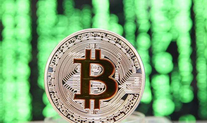 капитализация криптовалют - биткоин