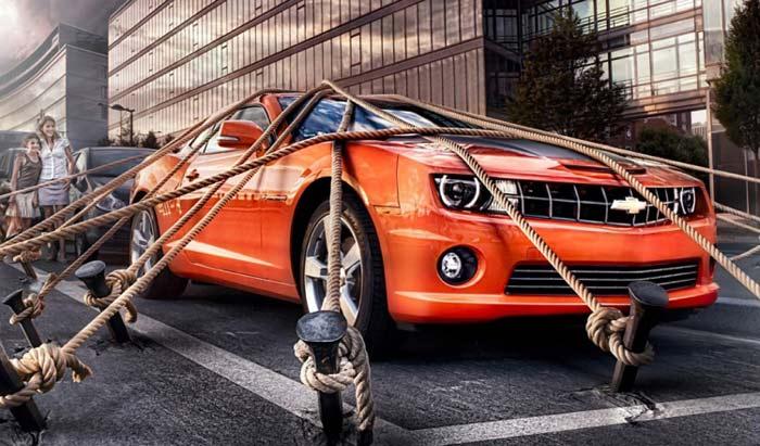 уберечь машину от угона