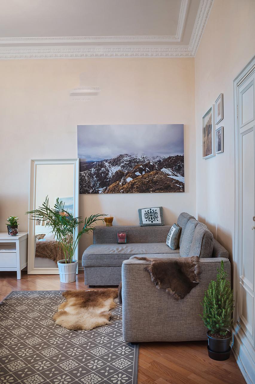 детали комнаты: фотосъемка интерьера