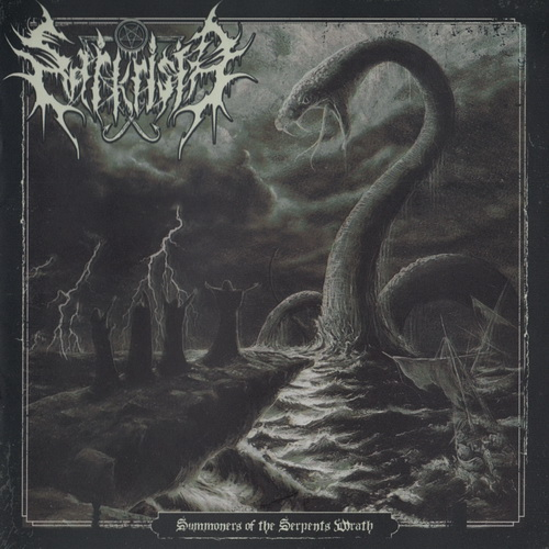 Sarkrista - 2017 - Summoners Of The Serpents Wrath [Purity Through Fire, PTF066, Germany]