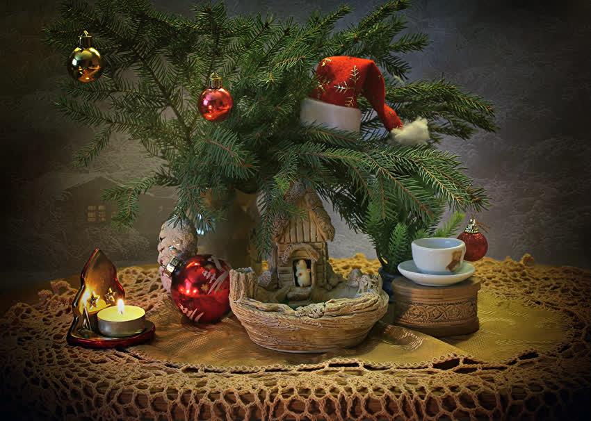 Новый год, рождество, картинка