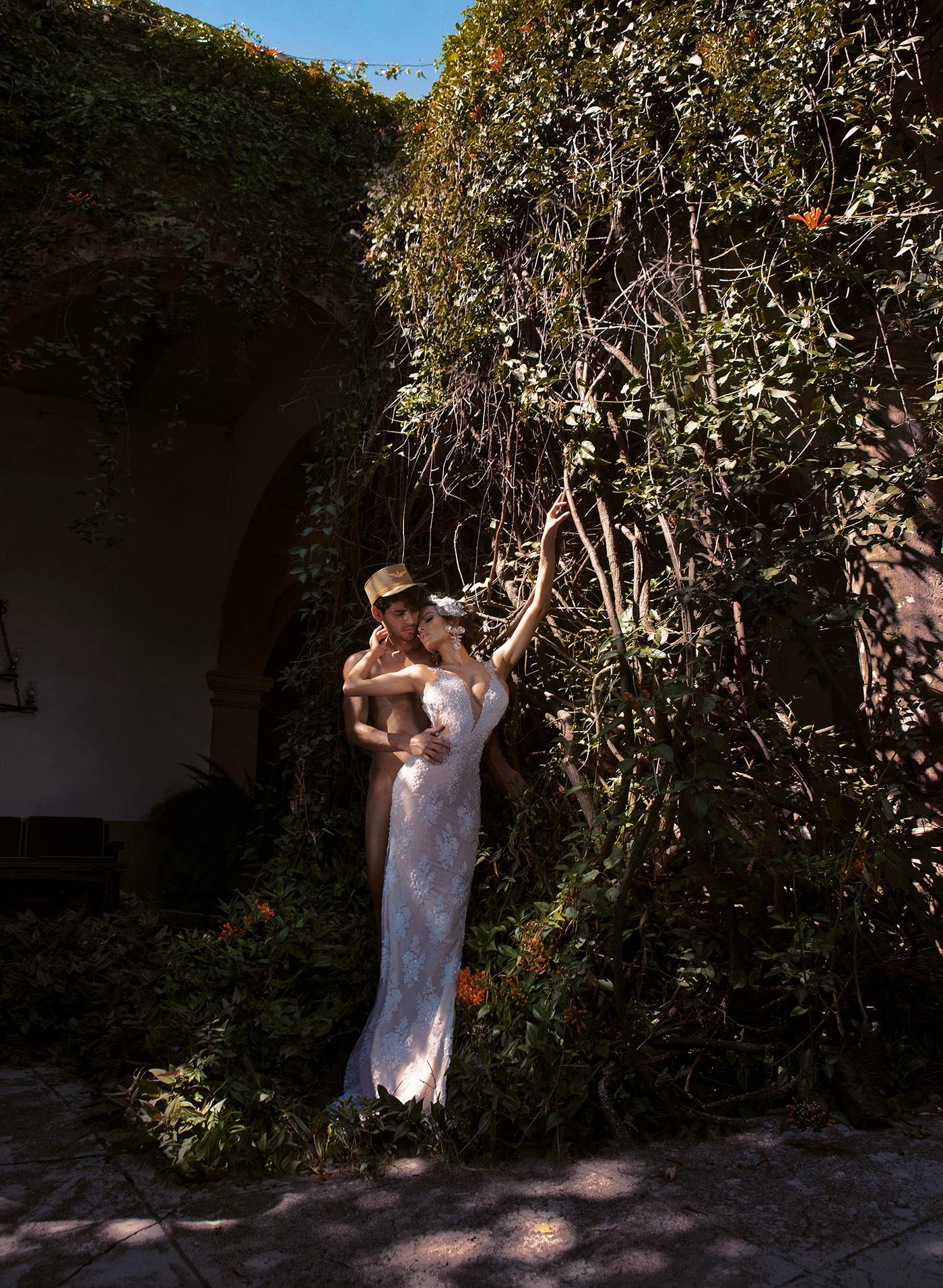 Lozzano Brides S/S 2017 Amor A La Mexicana - фото Jvdas Berra