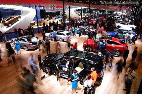 Вгосударстве Украина продажи авто увеличились начетверть