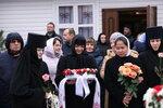 Святогорская икона в Свято-Георгиевском храме-подворье жен. м-ря г. Ровно