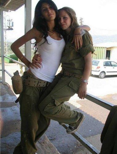 0 179dec b1677cbf L - В израильской армии есть, на что посмотреть