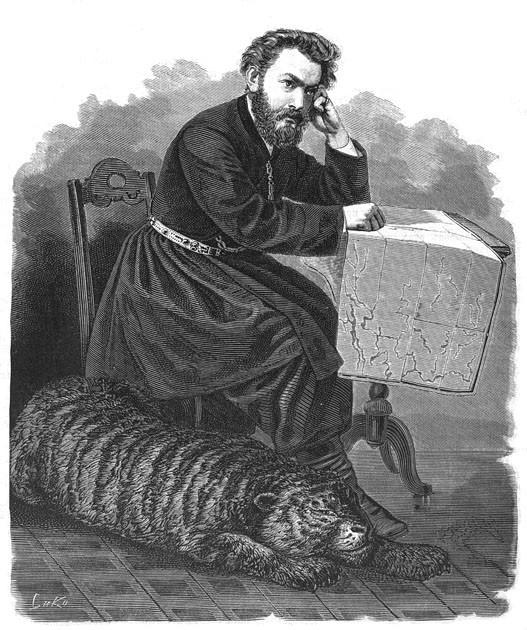 Больше всего на свете Хлудов любил охоту, адреналин и эпатаж. Ходил в сопровождении одного из тигров