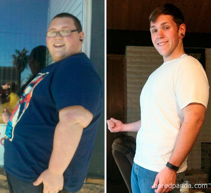 Шел пятый год активного похудения.