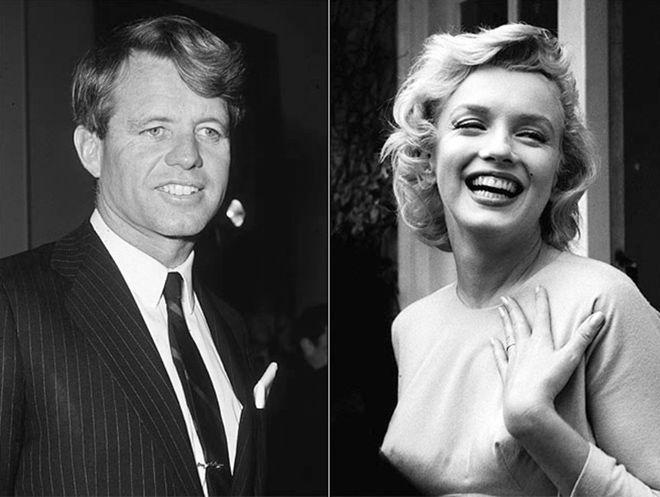 Перед шармом кинозвезды мало кто мог устоять, и в ее объятиях побывали два брата Кеннеди, но после н